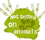 wurde nicht an Tieren getestet symbol grün