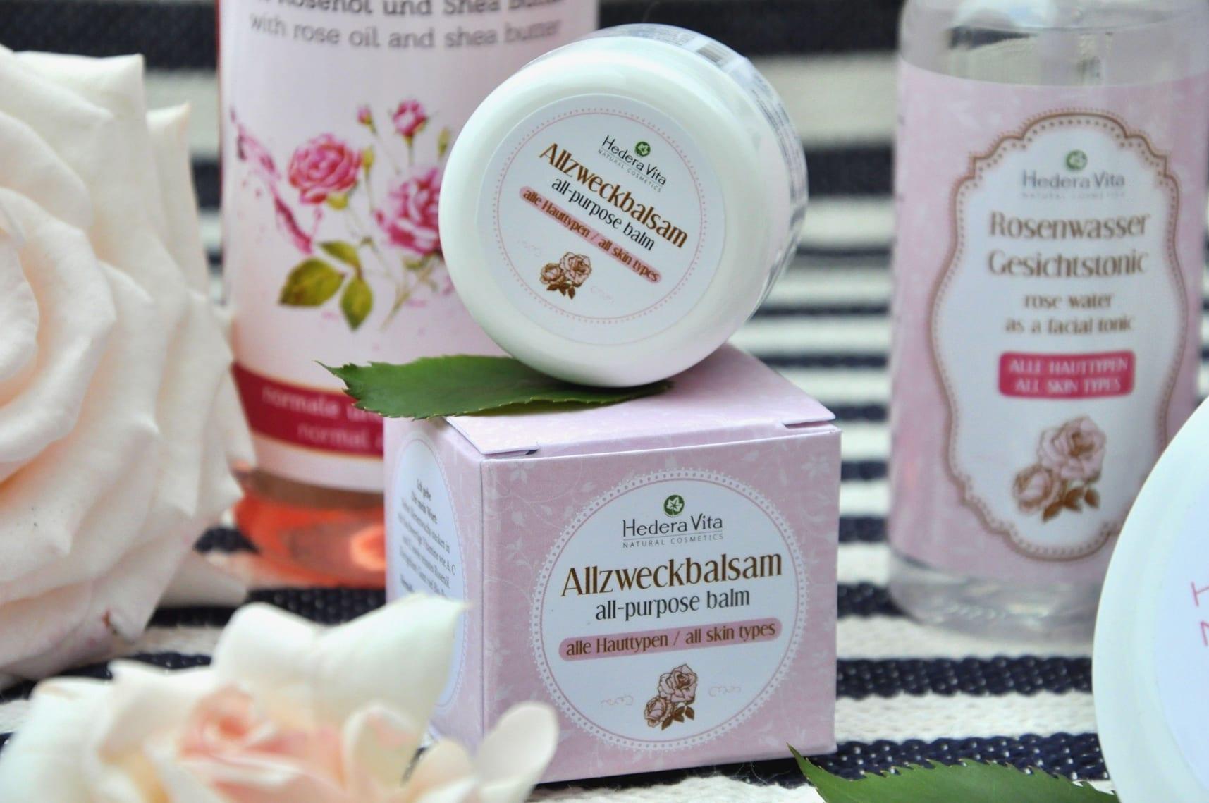 Balsam mit Bienewachs und Rosenöl NaturPower