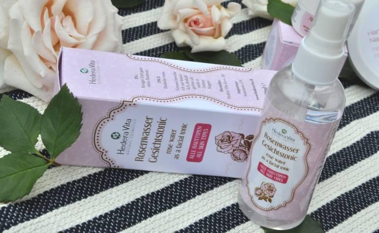 Wie Rosenwasser deiner Haut helfen kann