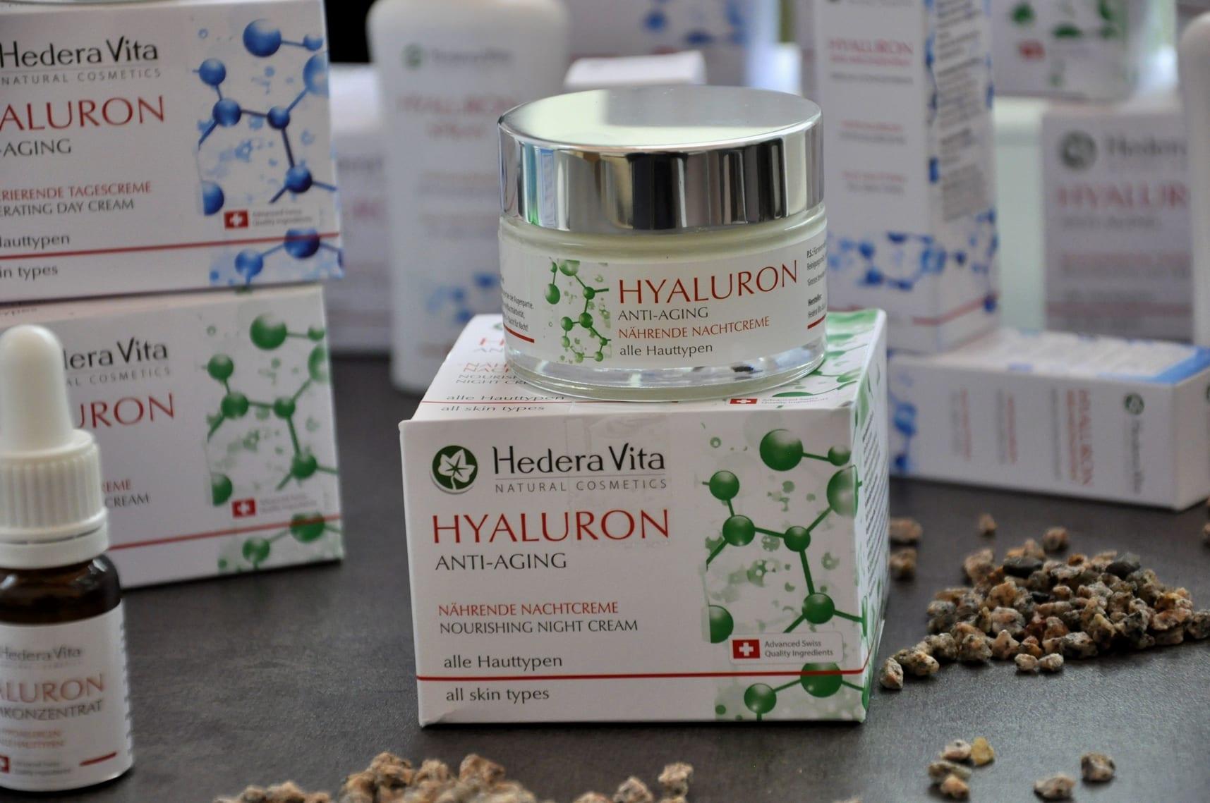 Hyaluron Anti-Aging Nachtcreme