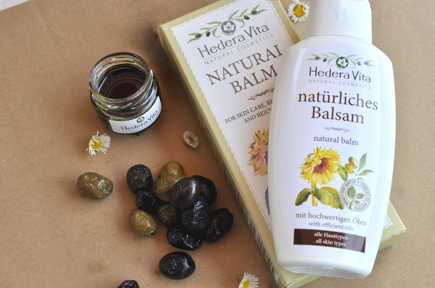 natürliches Balsam