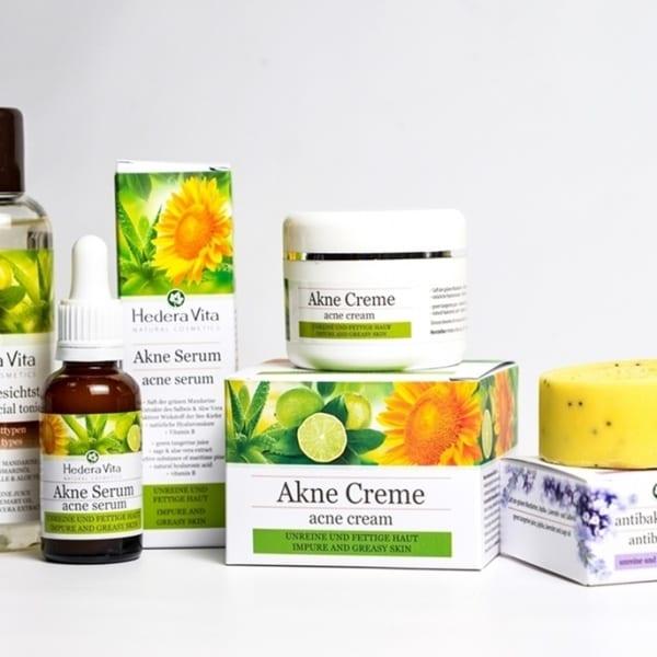 Anti Akne Kollektion 4 Produkte