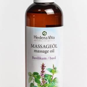 Massageöl Basilikum 200 ml