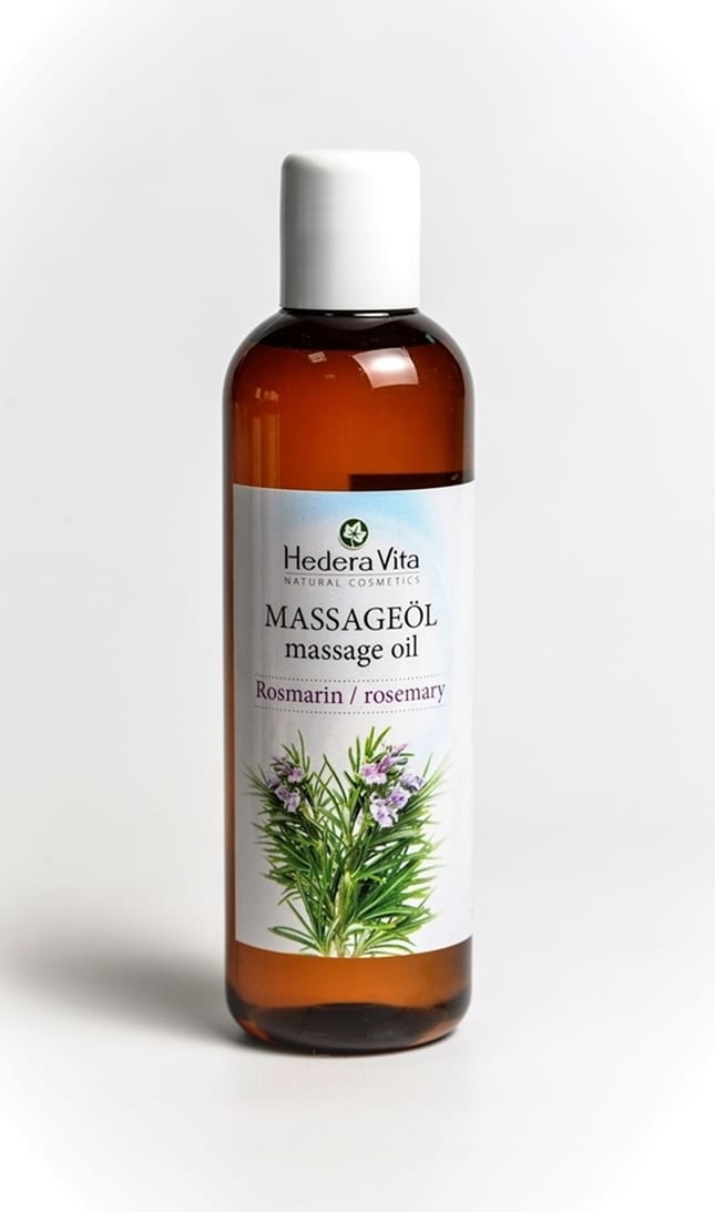 Massageöl Rosmarin 200 ml