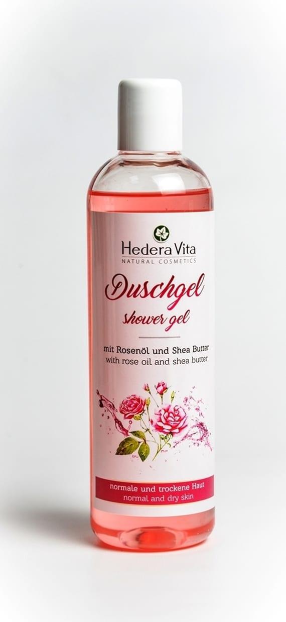 Duschgel mit Rosenöl und Shea Butter 300 ml