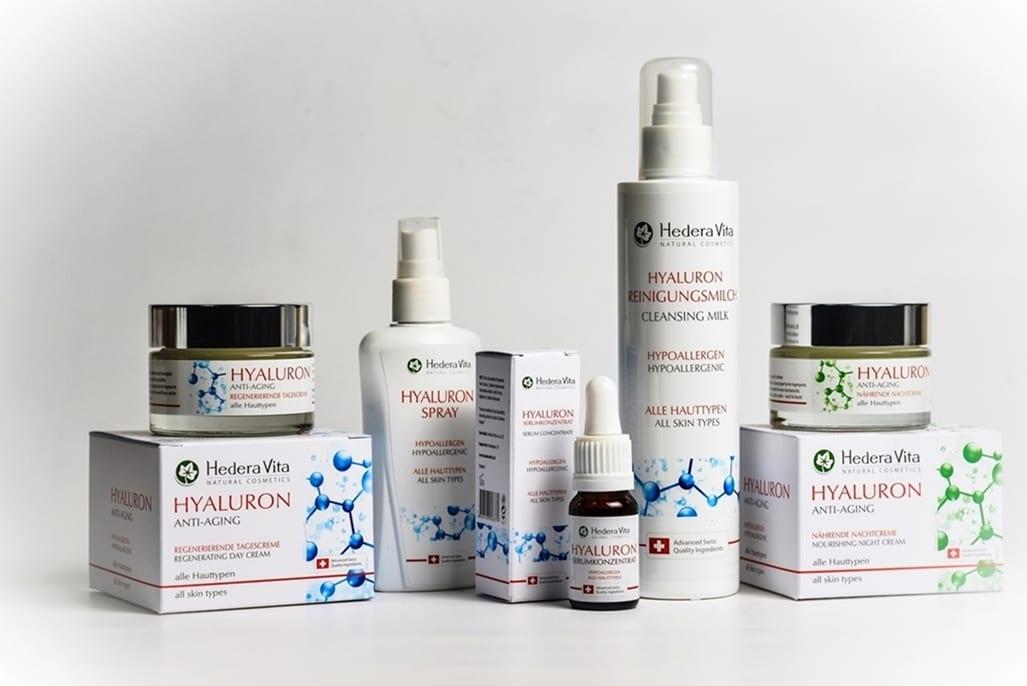 Hyaluron Anti-Aging Kollektion 5 Produkte