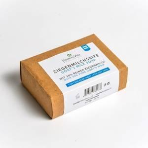 Ziegenmilchseife mit 30% reiner Ziegenmilch