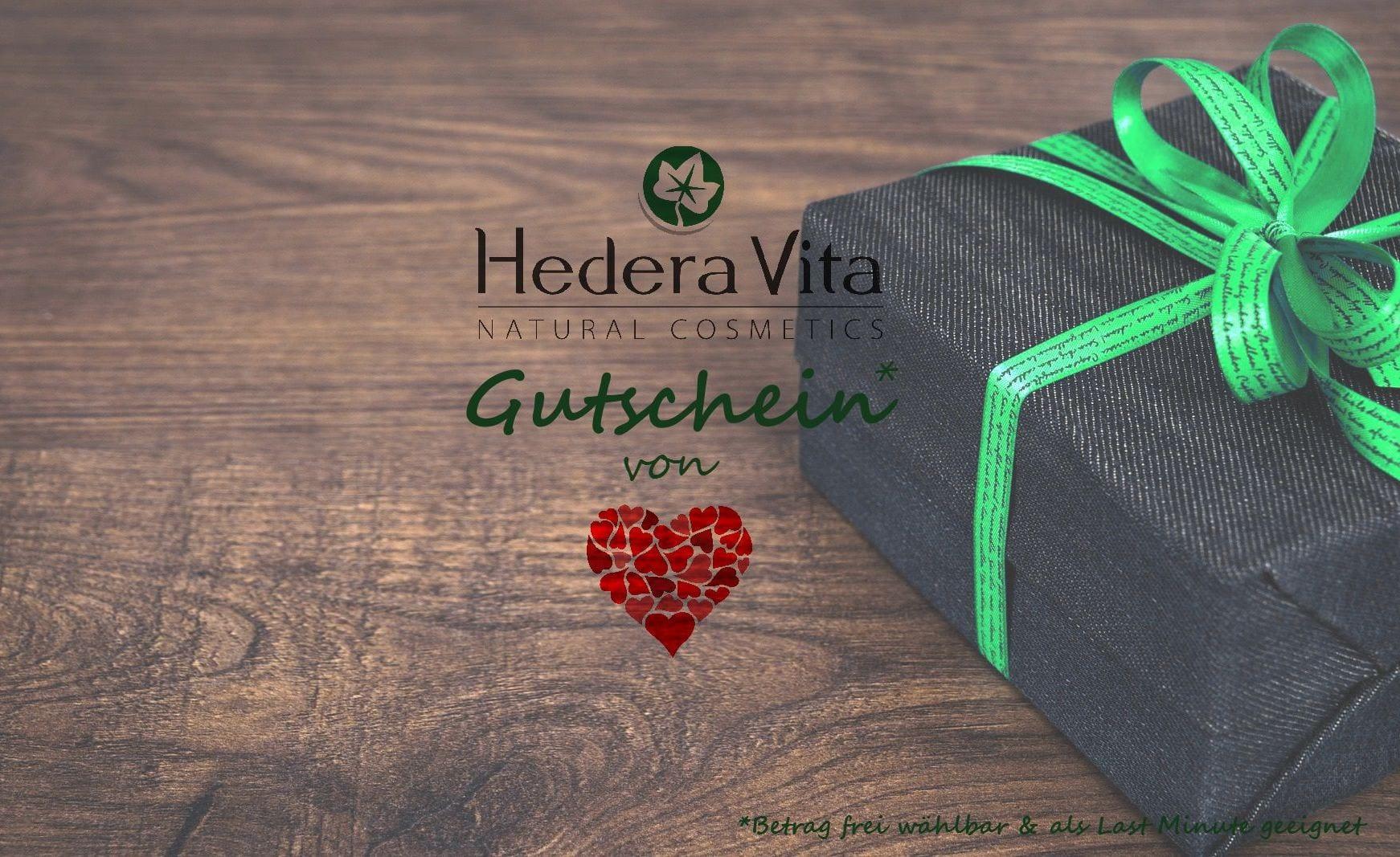 Hedera Vita Gutschein