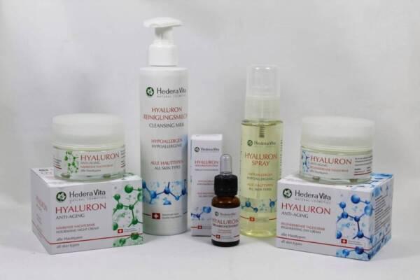 Hyaluron Anti Aging Kollektion mit Geschenk