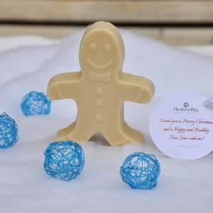 attraktive und kräftige Gingerbread Man