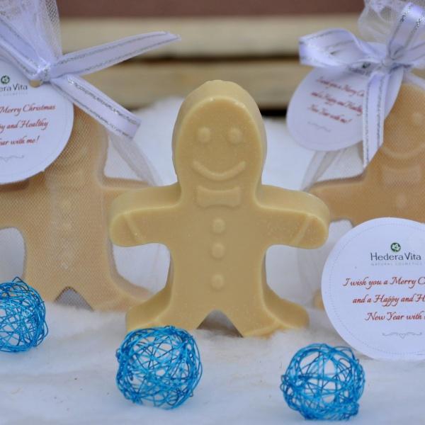 Naturseifen Gingerbread Men