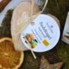 Orange & Zimt Winter Kollektion Badekugel 140 g