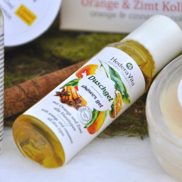 Orange&Zimt Kollektion Duschgel 30ml