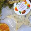 Orange & Zimt Winter Kollektion Stern Seife 60gr