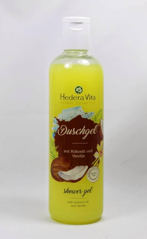 Duschgel mit Kokos & Vanille