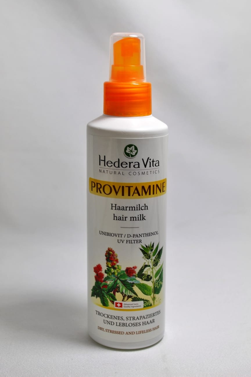 Haarmilch Provitamine als leave-in